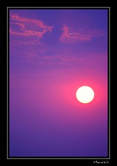 Oh lovely sunset (Manon van der Lit) Tags: travel pink blue sunset sky sun india catchycolors purple 10d indien rajasthan linde narlai cmwdpink cmwdpurple manonvanderlit