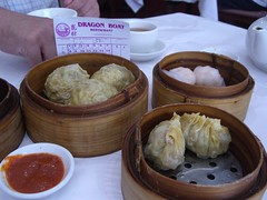 Dimsum at Dragon Boat
