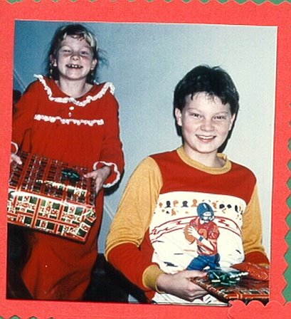 Christmas Eve c. 1983