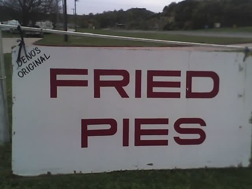 Best fried pies!