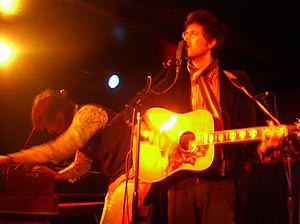 Elvis Perkins in Dearland, Cafe du Nord, March 25, 2007