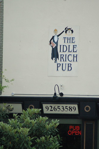Idle Rich Pub