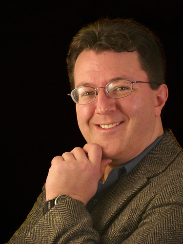 Dave Ward: Formal Self-Portrait