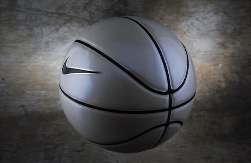 White Basketball strobistfinalfour