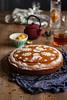 IMG_8323_exp-2 (Helena / Rico sin Azúcar) Tags: bizcocho cake vasilopita vanilla vainilla orange naranja anís anise cardamomo cardamom mantequilla butter food christmas navidad postre dulce dessert greece