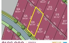 Lot 826, Dogwood, Gillieston Heights NSW