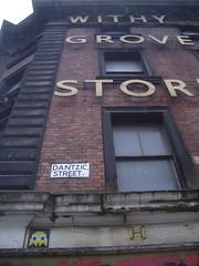 Dantzic Street Invader