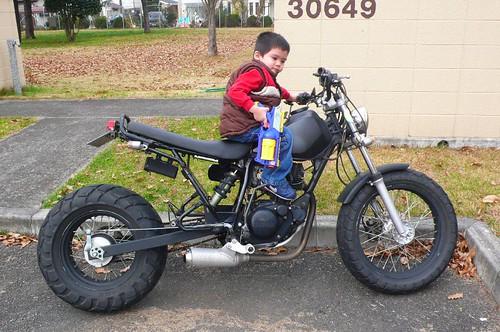 Street Legal Small Play Bike