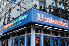 NYC - Little Italy: Umbertos Clam House by wallyg, on Flickr