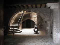 Barcelona: Barri Gotic, Carrer de Paradis