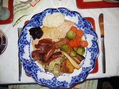 My Christmas dinner