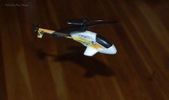Helio In Flight (foxstump) Tags: radio helicopter micro nano rc copter contol