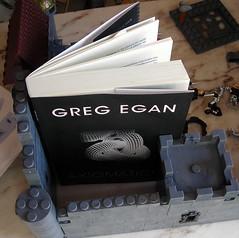 Axiomático, de Greg Egan, en el castillo