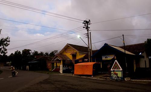 Mount Merapi Town