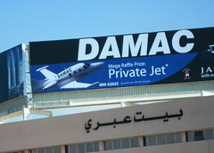 Dubai real estate promotion