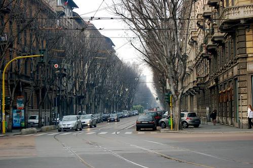 Calles de Milán Foto 3