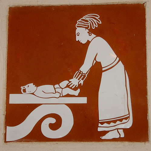 mayan changing table by smcgee.