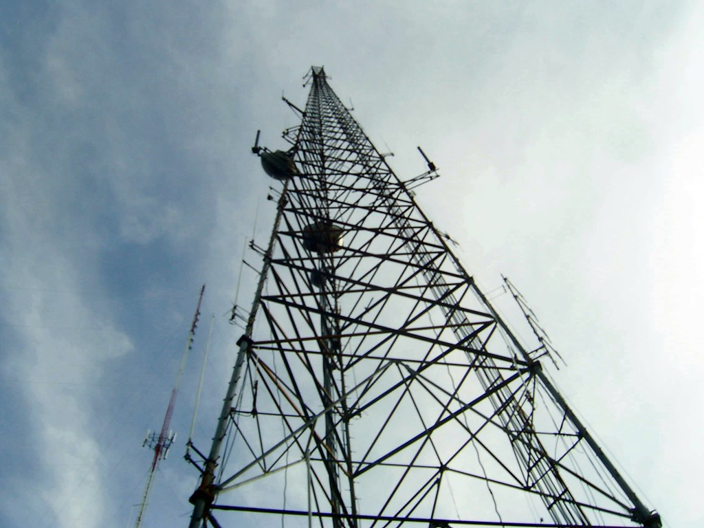 Bays Mountain Antenna