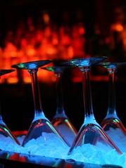one night in boston (tobym) Tags: blue red ice boston bravo backbay lenoxhotel martiniglasses citybar artlibre withjimamyandsharon
