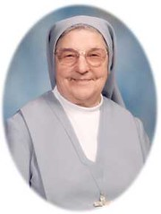 Salesian Sister sr. Mildred Zanetti