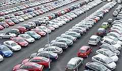 De voorraden tweedehands auto's groeien met de dag...
