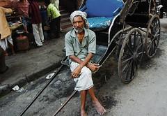 Calcutta Rickshaw Wallah