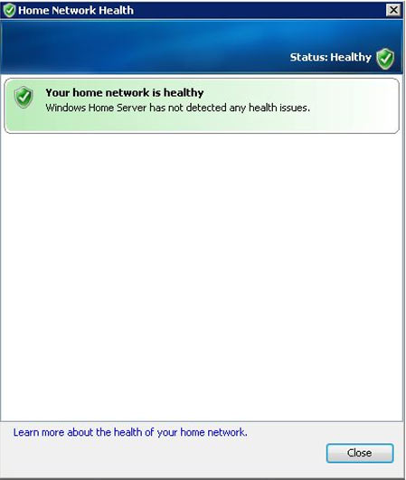 8 - home network healt