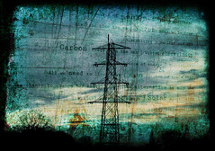 Electricity Electricity Electricity E . . . (PGKreling) Tags: dark moody distorted grainy