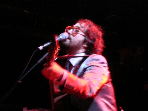 Sean Lennon @ the Bowery Ballroom, 12/19/06