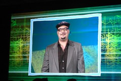CES: CBS Keynote: CSI's Anthony Zuiker