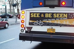 See and Be Seen on TriMet Bus