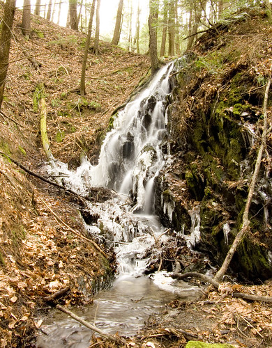 Hidden Paradise Waterfall #1