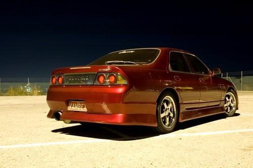 Sa For Sale R33 Skyline Sedan