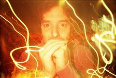 dave (OuroborosX) Tags: longexposure light portrait lomo lomography streaks colorsplash liad liadcohen ouroborosx