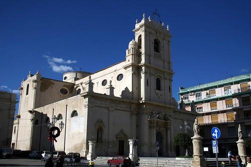 A church in Avola