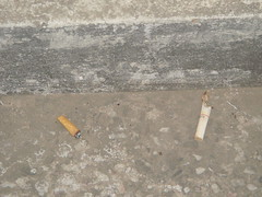 butts (tango 48) Tags: pakistan butts cigarettes islamabad