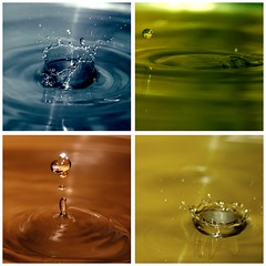 4 for the price of 1 (kapuxino) Tags: macro water colors agua sony drop gota splash a100 watersplash helluva sonyalpha alpha100 p1f1 200750plusfaves 200750plusfavesjanuarycontest 200750plusfavesvotingopen