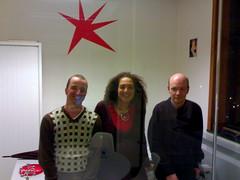 Op bezoek bij FM Brussel