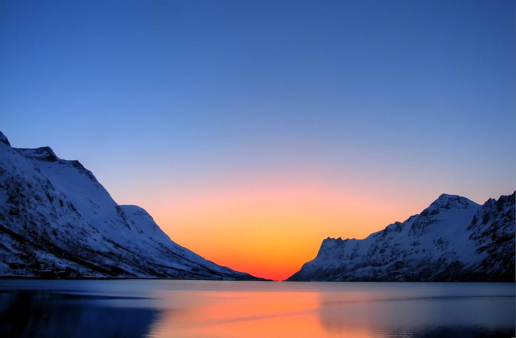 Повышение температуры летом в Арктике