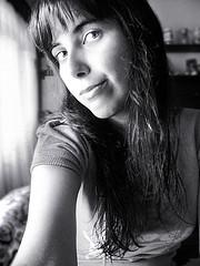 . nanda :) (Fernanda Fronza) Tags: bw girl pb fave junior garota nanda omar edition favorita fernanda edio fronza