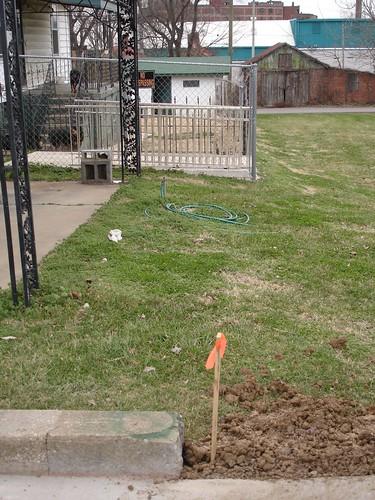 Fence Encroachment