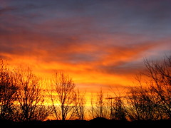 A peach of a sunrise (MacSmiley) Tags: winter nature southdakota sunrise dawn 2006 interestingness7 i500 25faves jehovahscreation macsmiley abigfave anawesomeshot impressedbeauty w4utata1262007 utata:project=utatawakesup