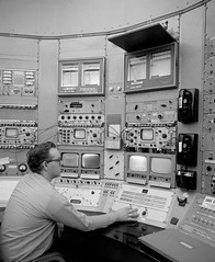 Bevatron Control Room, 1969 - by Telstar Logistics