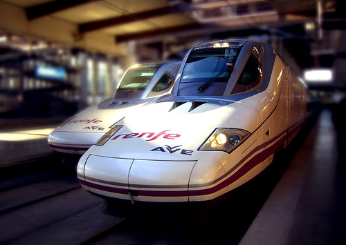 Spain inaugurate its brand new high-speed railway system