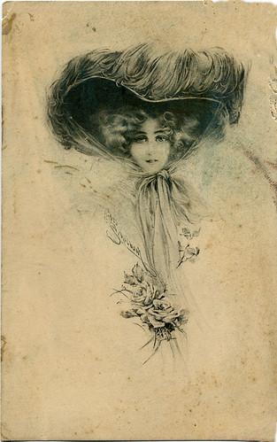 Postcard: Grand Bonnet