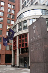 NYC - Greenwich Village: NYU Stern School of Business by wallyg, on Flickr
