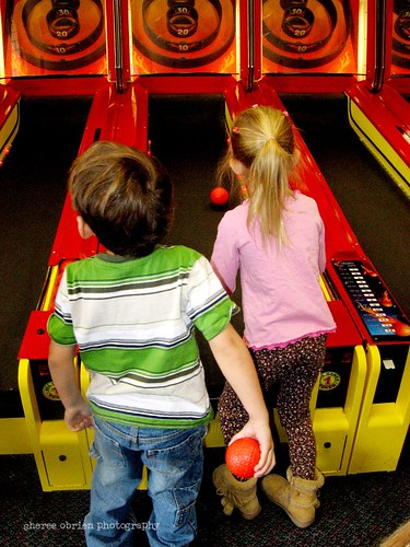 remember skee ball?