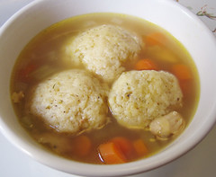 matzoh ball soup (you can count on me) Tags: chicken vegetables dinner lunch soup matzohballsoup matzoh