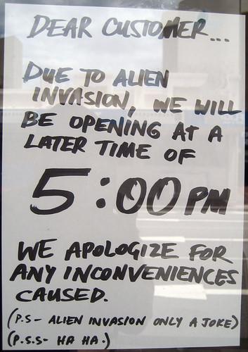 AlienInvasionSign