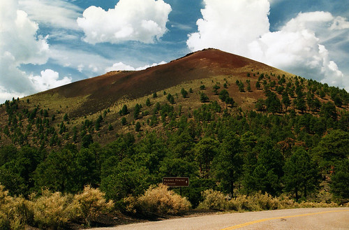 Sunset Crater Volcano by James Marvin Phelps (mandj98).